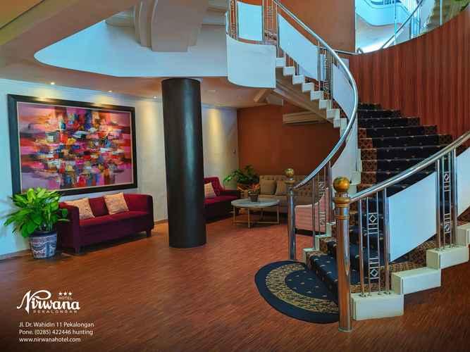 LOBBY Hotel Nirwana Pekalongan