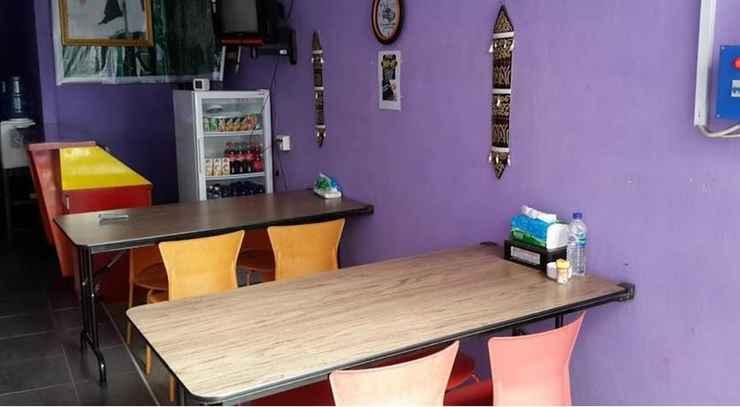 BAR_CAFE_LOUNGE Cahaya Rahman Guest House Syariah Banjarbaru