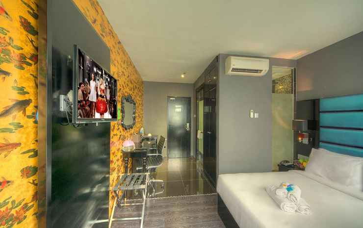 Arenaa Star Hotel Kuala Lumpur - Deluxe Star Double Room Only