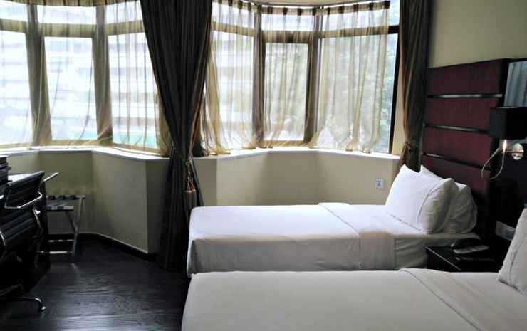 Arenaa Star Hotel Kuala Lumpur - Deluxe Star Twin Room Only