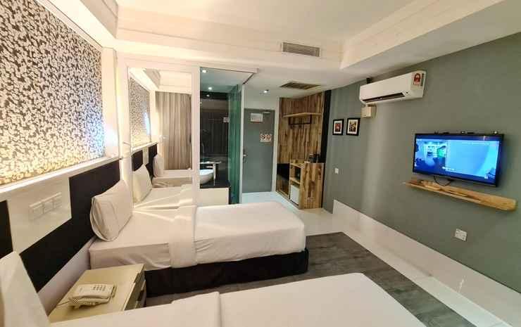 Arenaa Star Hotel Kuala Lumpur - Superior Star Twin - No Window, Room Only