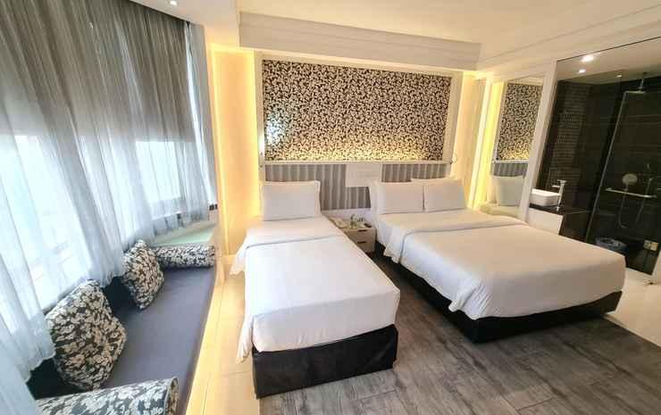 Arenaa Star Hotel Kuala Lumpur - Family Star Room Only
