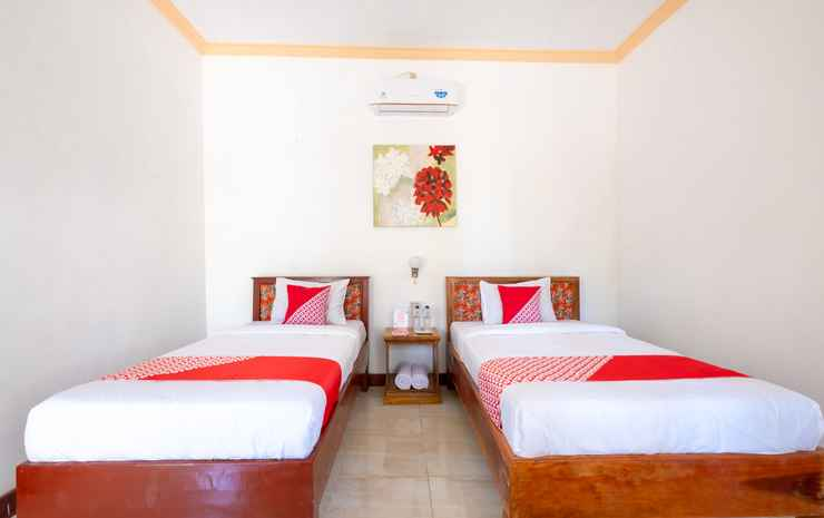 OYO 1259 Kuta Garden Homestay Lombok - Standard Twin