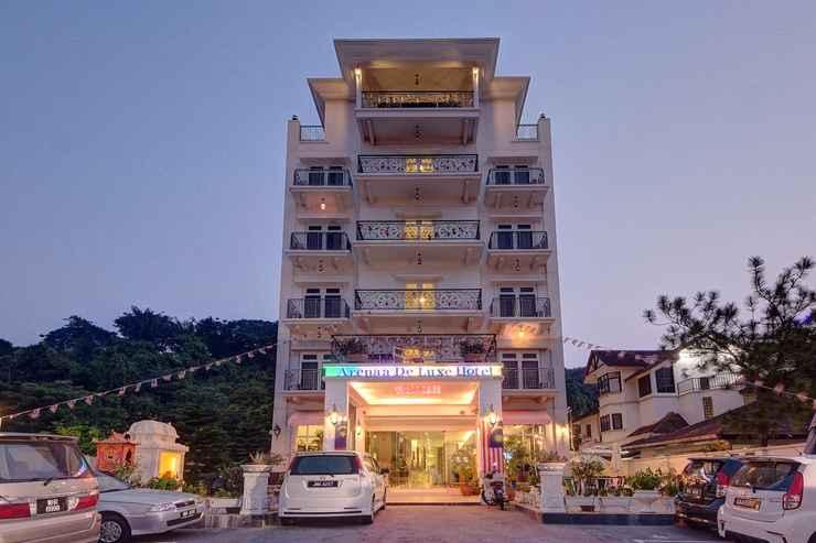 EXTERIOR_BUILDING Arenaa Deluxe Hotel Melaka