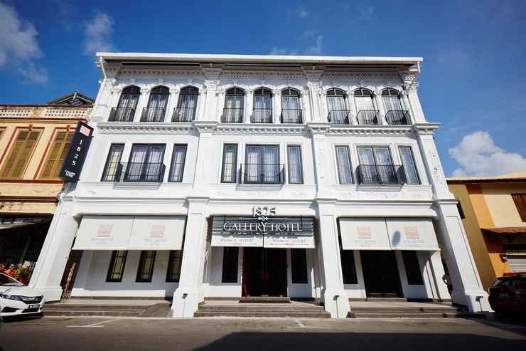 EXTERIOR_BUILDING 1825 Gallery Hotel