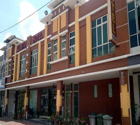 EXTERIOR_BUILDING All Star Hotel Melaka