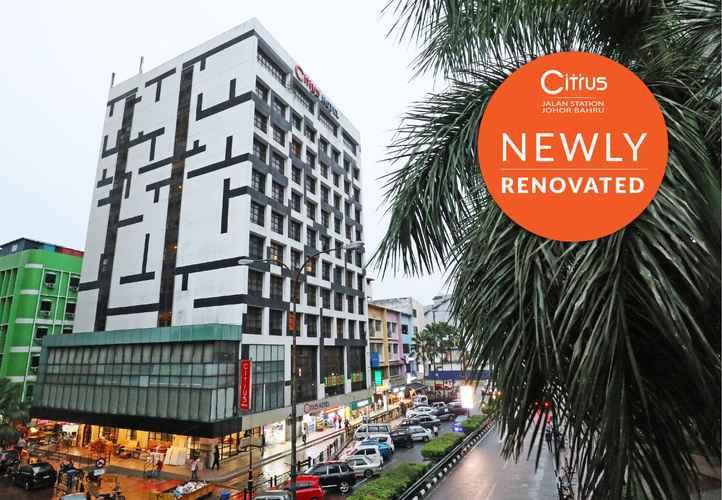 EXTERIOR_BUILDING Citrus Hotel Johor Bahru by Compass Hospitality