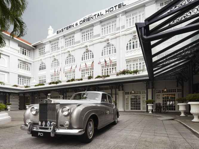 EXTERIOR_BUILDING Eastern & Oriental Hotel