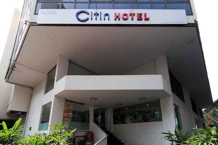 EXTERIOR_BUILDING Citin Hotel Masjid Jamek by Compass Hospitality