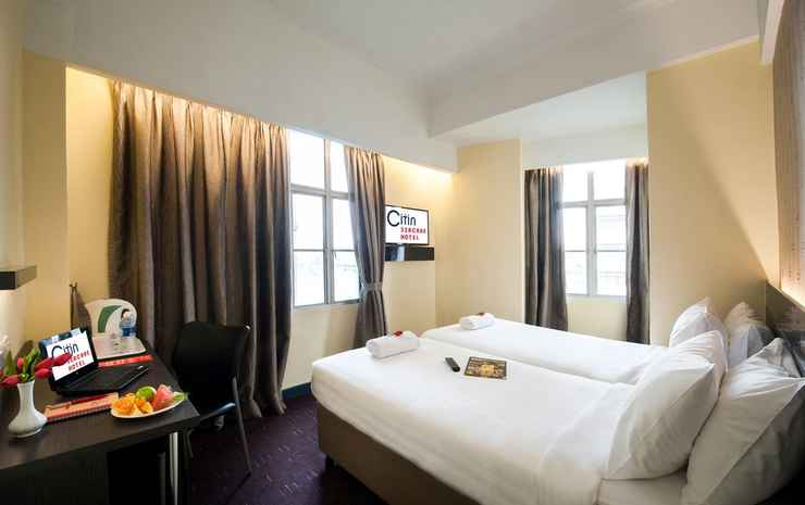 Citin Seacare Pudu Hotel Kuala Lumpur by Compass Hospitality Kuala Lumpur - Superior Room Only