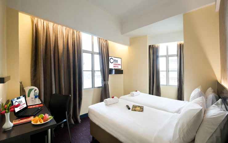 Citin Seacare Pudu Hotel Kuala Lumpur by Compass Hospitality Kuala Lumpur - Friend and Family Connected Room Only