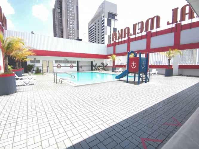 SWIMMING_POOL Hotel Sentral Melaka @ City Centre