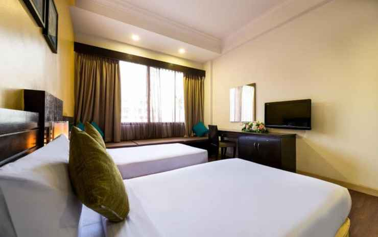 Hotel Sentral Johor Bahru @ Woodland Causeway Johor -