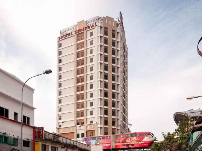 LOBBY Hotel Sentral @ KL Sentral Station