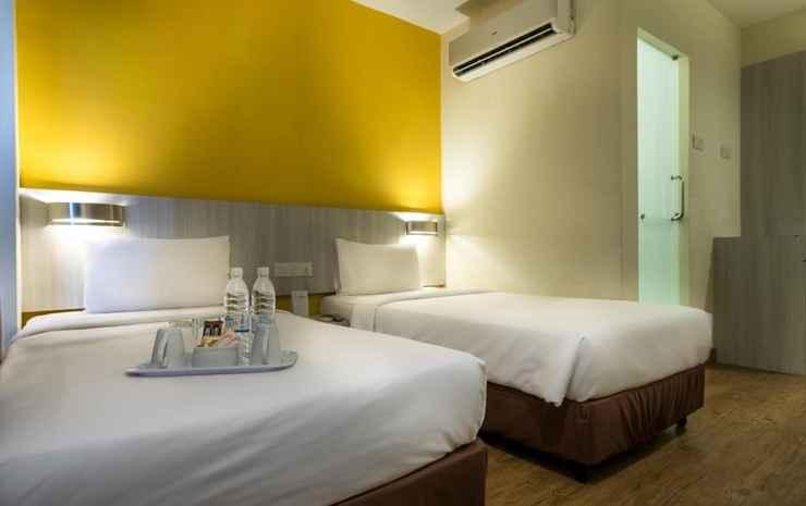 Hotel Sentral @ KL Sentral Station Kuala Lumpur - Xpress Room No Window