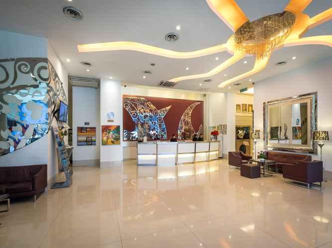 LOBBY Hotel Sentral Pudu @ City Centre/ Bukit Bintang