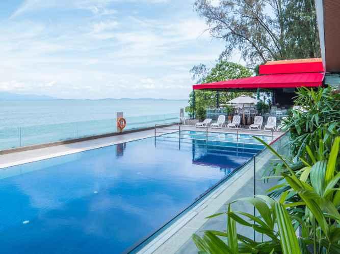 SWIMMING_POOL Hotel Sentral Seaview Penang @ Beachfront