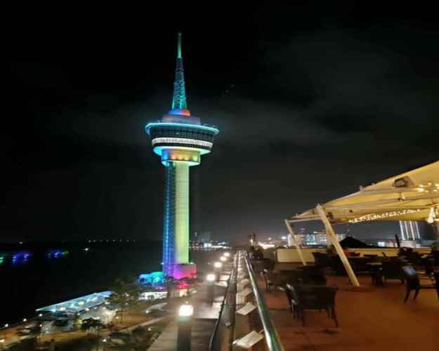 VIEW_ATTRACTIONS Hotel Sentral Kuantan @ Riverview City Centre