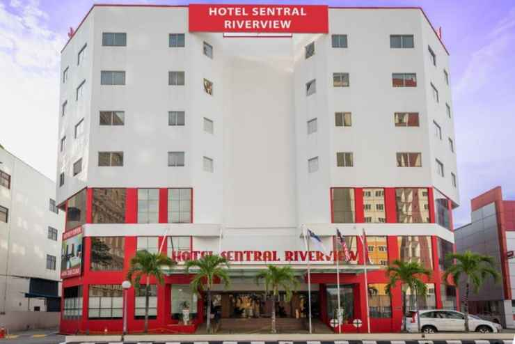 EXTERIOR_BUILDING Hotel Sentral Riverview Melaka