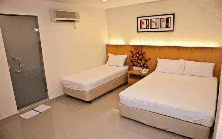 Signature Hotel @ KL Sentral Kuala Lumpur - Premium-3 Suite Room (Room Only)