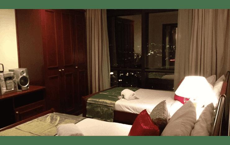 Lexus Service Suites @ Times Square KL Kuala Lumpur - Two-Bedroom Suite
