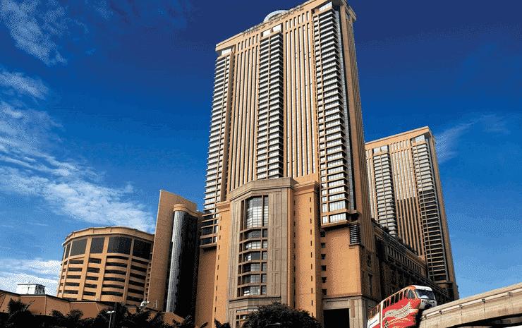 Lexus Service Suites @ Times Square KL Kuala Lumpur -