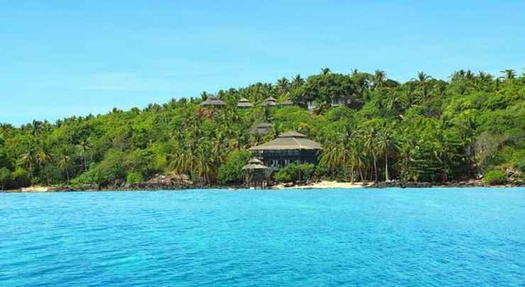 LOBBY Breve Azurine Lagoon Retreat Karimunjawa