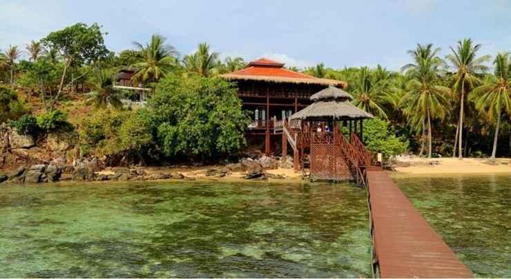 EXTERIOR_BUILDING Breve Azurine Lagoon Retreat Karimunjawa