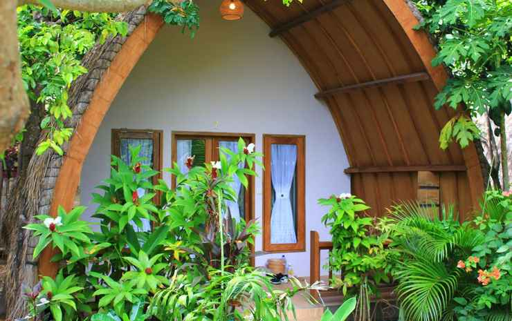 Bagus Village Lombok - Bungalow with Garden View