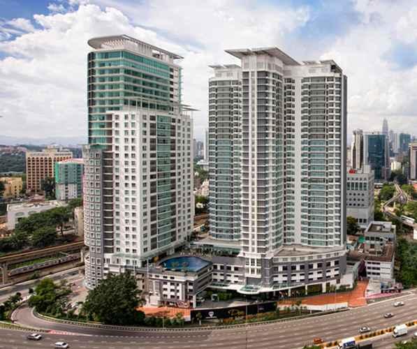 EXTERIOR_BUILDING Ramada Plaza Kuala Lumpur