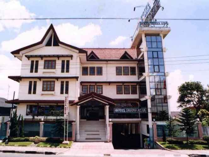 EXTERIOR_BUILDING Surya Asia Hotel