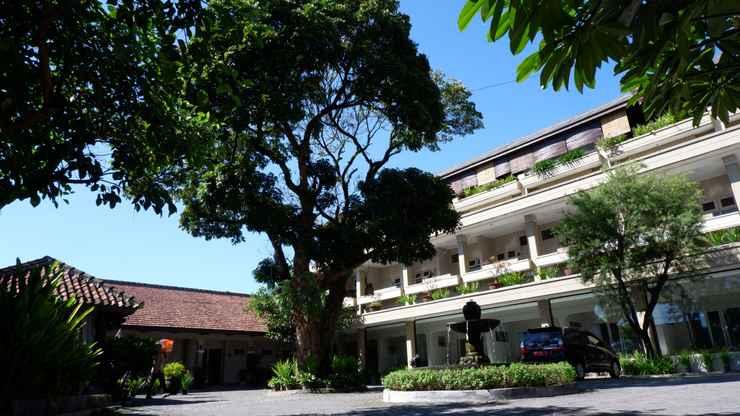 EXTERIOR_BUILDING Hotel Catur Magelang
