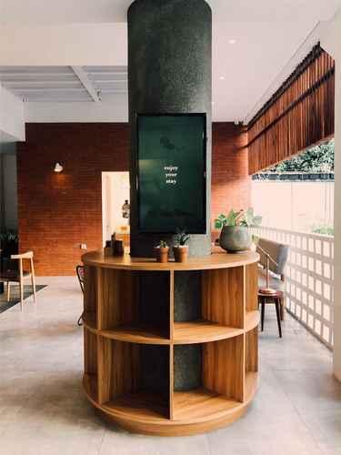 LOBBY The Winotosastro Hotel Syariah