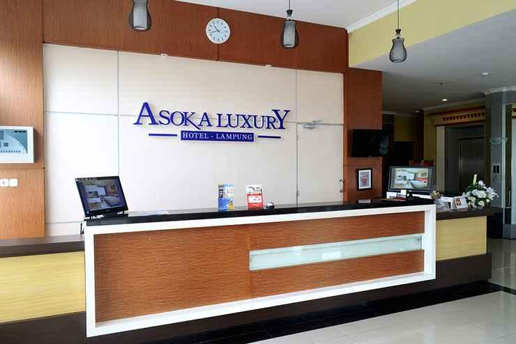 LOBBY Asoka Luxury Hotel Lampung