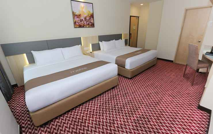 Metro Hotel Bukit Bintang Kuala Lumpur - Family Quad Room