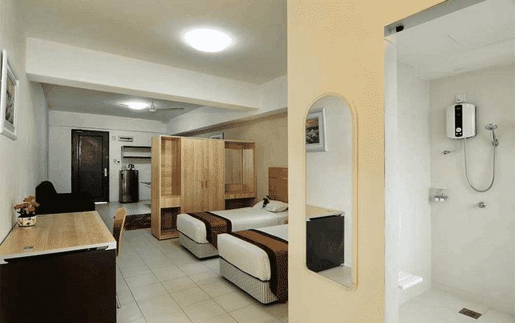 One-Stop Residence & Hotel Kuala Lumpur - Deluxe One-Bedroom Studio