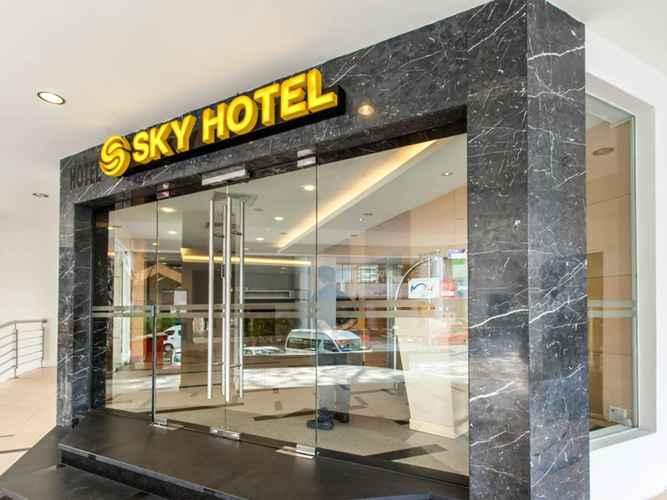 EXTERIOR_BUILDING Sky Hotel Bukit Bintang