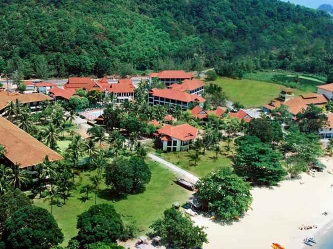 EXTERIOR_BUILDING Federal Villa Beach Resort Langkawi