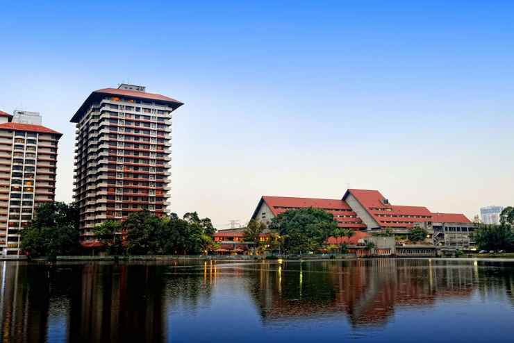 EXTERIOR_BUILDING Holiday Villa Hotel & Conference Centre Subang
