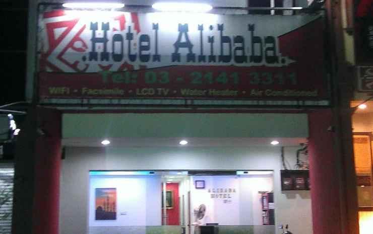 EXTERIOR_BUILDING Ali Baba Hotel