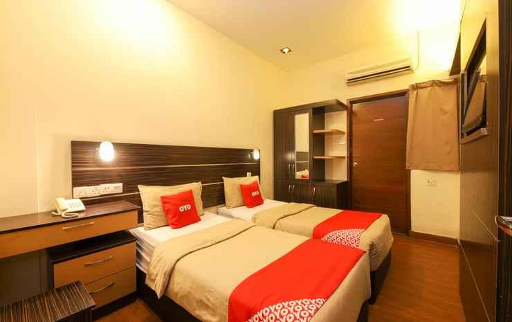 Golden Palace Hotel Bukit Bintang Kuala Lumpur - Standard Twin
