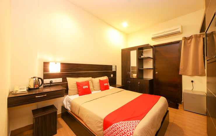 Golden Palace Hotel Bukit Bintang Kuala Lumpur - Standard Double