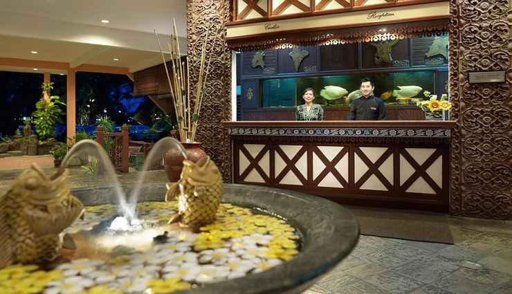 LOBBY Holiday Villa Beach Resort & Spa