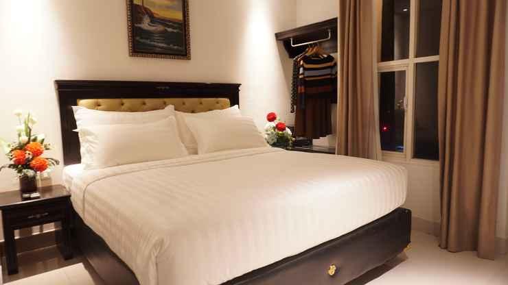 BEDROOM d'primahotel Pattimura Makassar