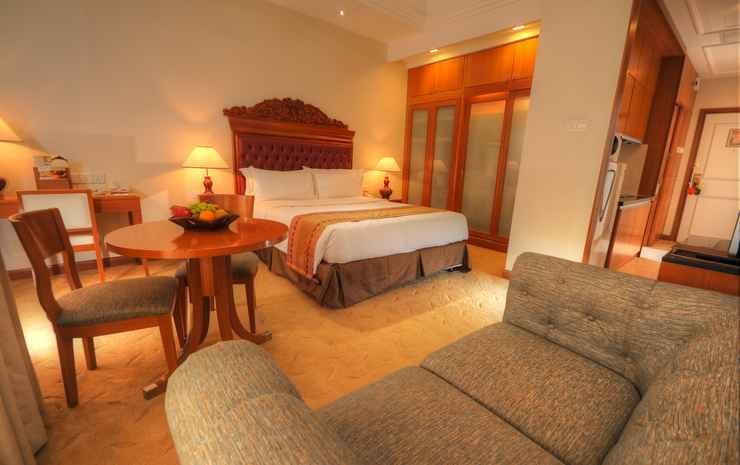 Royale Chulan Kuala Lumpur Kuala Lumpur - Studio Apartment - Room Only