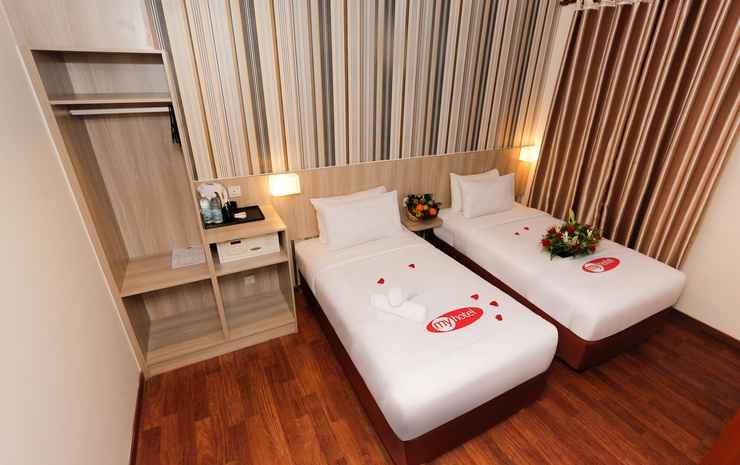 My Hotel @ Bukit Bintang Kuala Lumpur - Kamar Twin Superior