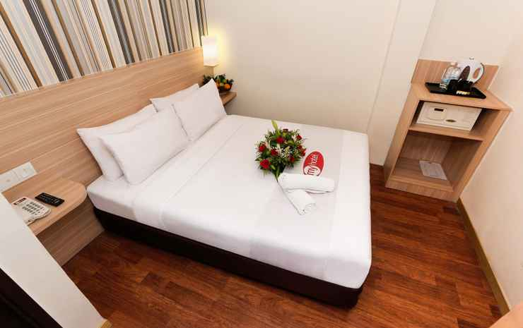 My Hotel @ Bukit Bintang Kuala Lumpur - Standard No Window Room Only
