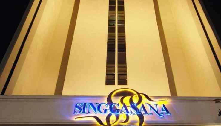 EXTERIOR_BUILDING Singgasana Hotel Makassar