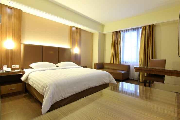 BEDROOM Dominic Hotel Purwokerto