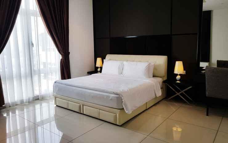 KSL Hotel & Resort Johor Bahru Johor - Penthouse 3 Bedroom A